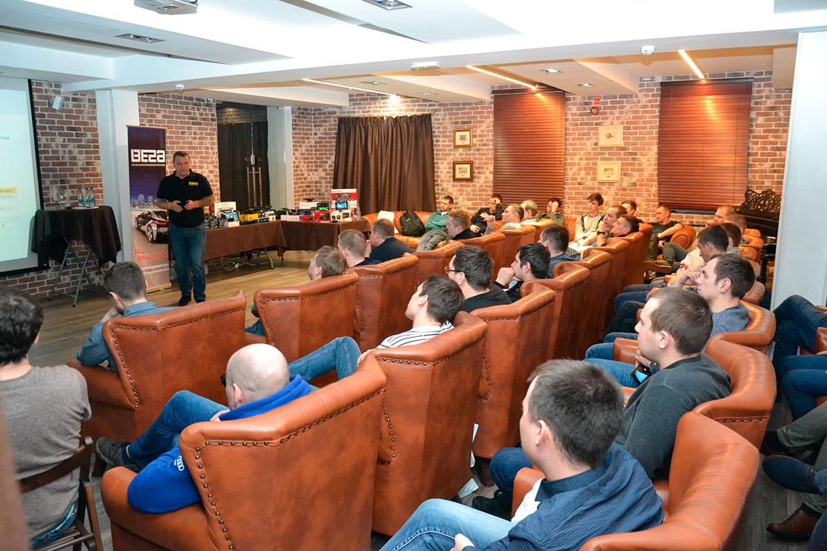 Отчётная конференция в г. Киров